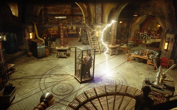 Катушка Тесла и клетка Фарадея в кино